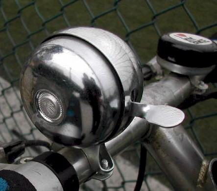 Double Ringer Bicycle Bell