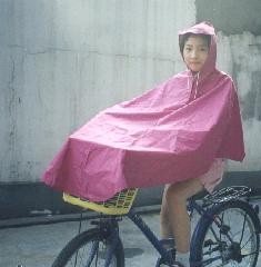 Bicycle Raincape